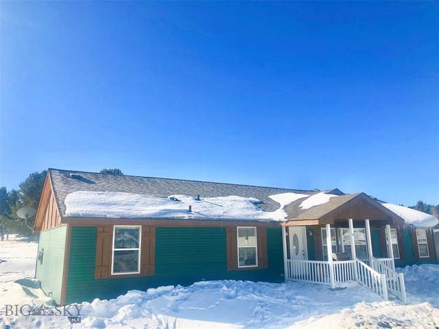 365 Grizzly Bear Loop, West Yellowstone, MT 59758 (MLS #355959) :: L&K Real Estate