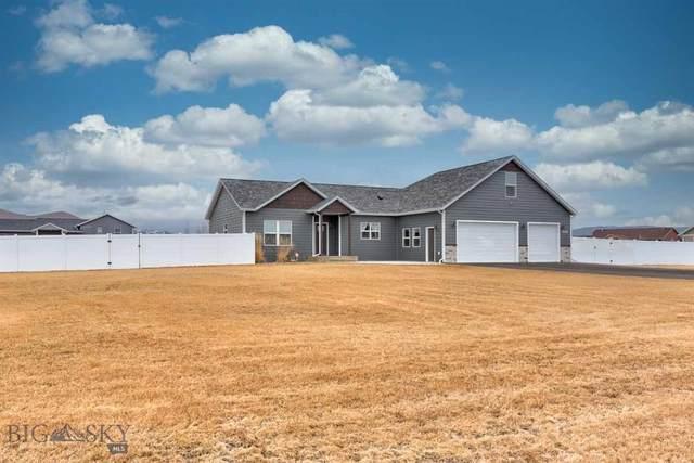 7032 Garden Valley Drive, Helena, MT 59602 (MLS #355968) :: Coldwell Banker Distinctive Properties