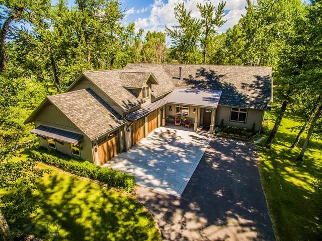 78 Milky Way Drive, Bozeman, MT 59718 (MLS #355984) :: L&K Real Estate