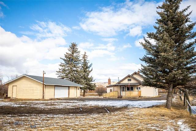 1522 Yale Avenue, Butte, MT 59701 (MLS #355994) :: L&K Real Estate
