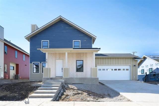 949 Auger Lane, Bozeman, MT 59718 (MLS #356068) :: L&K Real Estate