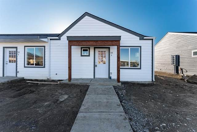 405 Miles C, Livingston, MT 59047 (MLS #356081) :: Coldwell Banker Distinctive Properties