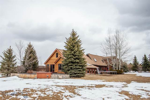 25 Pintail Lane, Bozeman, MT 59718 (MLS #356089) :: L&K Real Estate