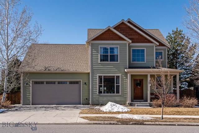 1205 New Holland Drive, Bozeman, MT 59718 (MLS #356101) :: L&K Real Estate