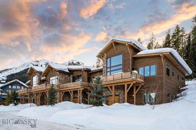 4A Lodgeside Way, Big Sky, MT 59716 (MLS #356112) :: L&K Real Estate