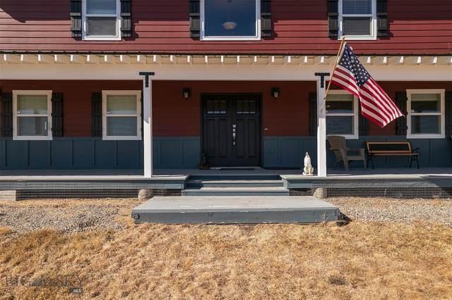 185 Rolling Prairie Way, Three Forks, MT 59752 (MLS #356129) :: Montana Home Team