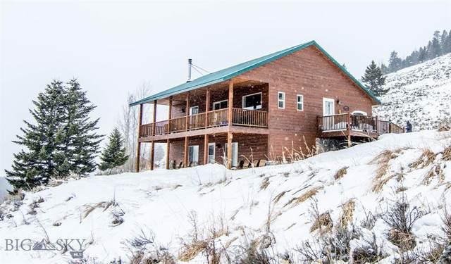 23 Hanlon Hill, Gardiner, MT 59030 (MLS #356136) :: L&K Real Estate