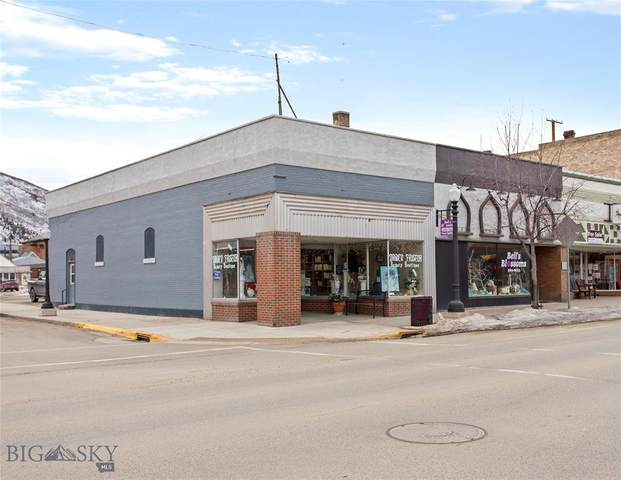 125 E Park, Anaconda, MT 59711 (MLS #356137) :: Coldwell Banker Distinctive Properties