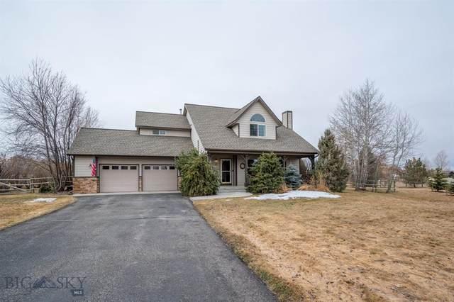 20 Lamplight Lane, Bozeman, MT 59718 (MLS #356146) :: Montana Life Real Estate