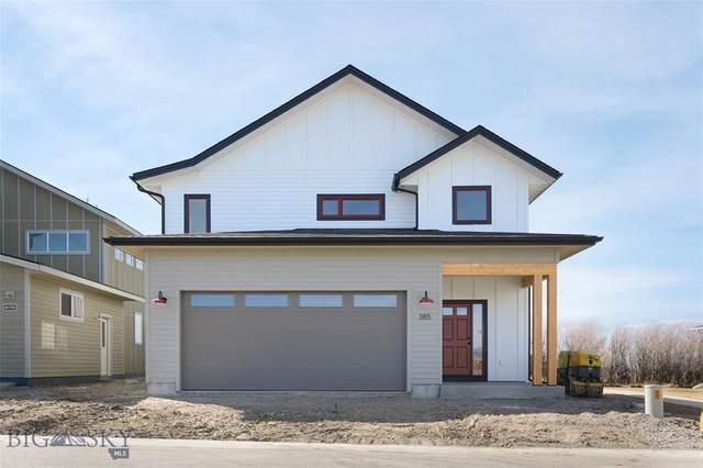 385 Herstal Way, Bozeman, MT 59718 (MLS #356154) :: Coldwell Banker Distinctive Properties