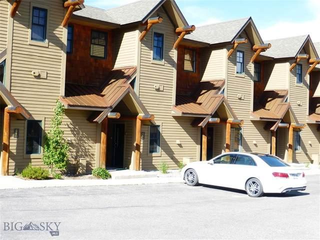 6 Saddle Ridge Road I-4, Big Sky, MT 59716 (MLS #356158) :: L&K Real Estate