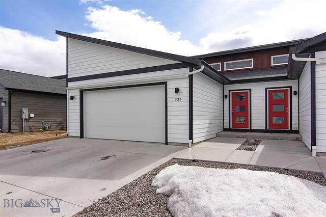 334 Ramshorn Peak Lane, Bozeman, MT 59718 (MLS #356223) :: Coldwell Banker Distinctive Properties