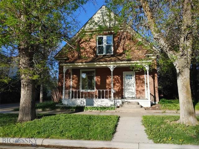 121 N Yellowstone Street, Livingston, MT 59047 (MLS #356238) :: Hart Real Estate Solutions