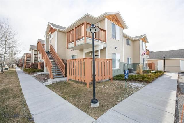 859 Forestglen Drive 4D, Bozeman, MT 59718 (MLS #356268) :: L&K Real Estate