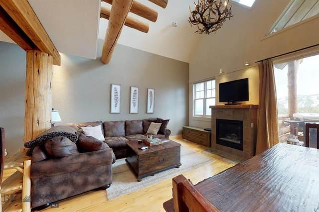 7 Saddle Ridge Road, Big Sky, MT 59716 (MLS #356304) :: L&K Real Estate