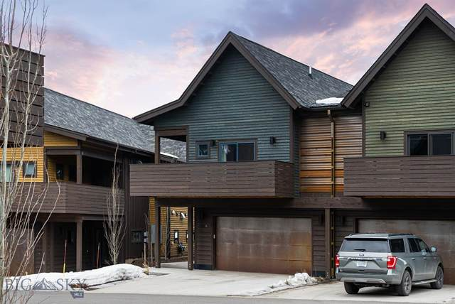 225 Pheasant Tail A, Big Sky, MT 59716 (MLS #356352) :: Montana Home Team