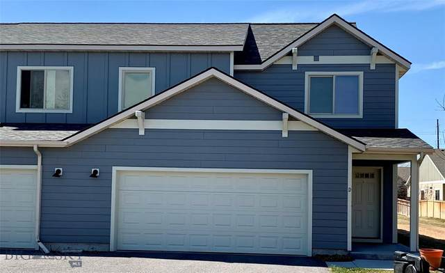 103 Covey Court D, Bozeman, MT 59718 (MLS #356354) :: Hart Real Estate Solutions