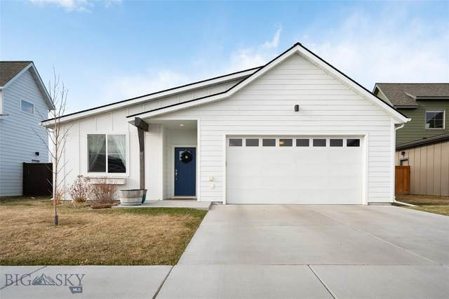 61 Ramshorn Peak Lane, Bozeman, MT 59718 (MLS #356367) :: L&K Real Estate