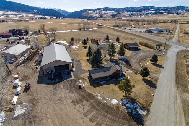 70 E Williams E, Gallatin Gateway, MT 59730 (MLS #356368) :: Coldwell Banker Distinctive Properties