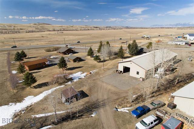 70 E Williams E, Gallatin Gateway, MT 59730 (MLS #356370) :: Montana Life Real Estate