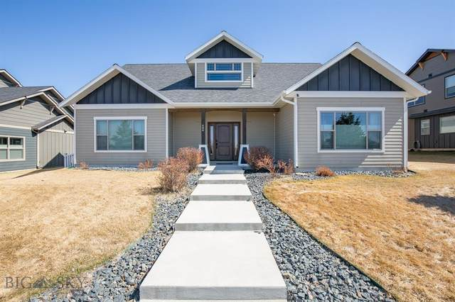 484 Circle F Trail, Bozeman, MT 59718 (MLS #356371) :: Montana Home Team