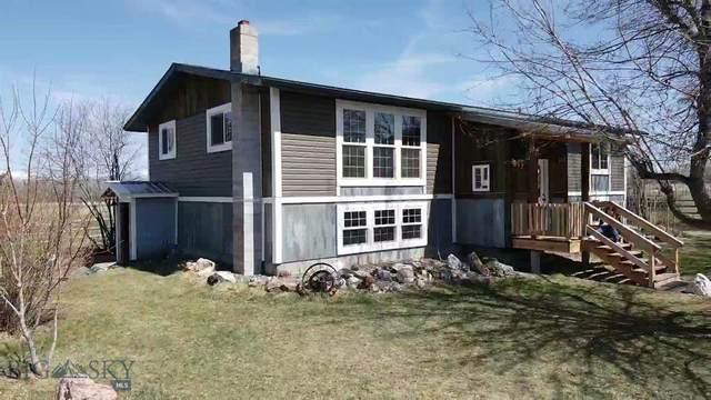 2849 Blackwood Road, Bozeman, MT 59718 (MLS #356388) :: L&K Real Estate