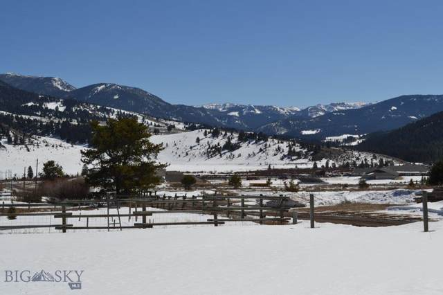 TBD Windy Pass Trail, Gallatin Gateway, MT 59730 (MLS #356403) :: Montana Life Real Estate