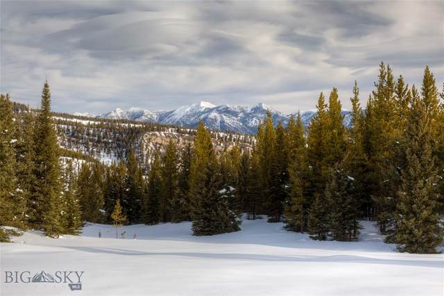 TBD Lower Promontory Road, Big Sky, MT 59716 (MLS #356413) :: Coldwell Banker Distinctive Properties