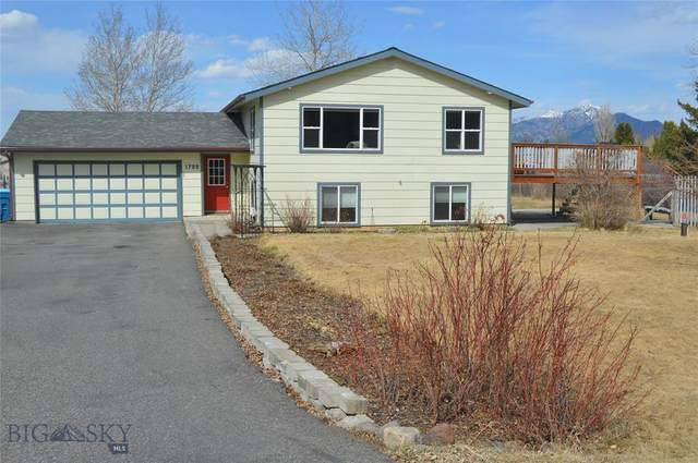 1709 Park View Place, Bozeman, MT 59715 (MLS #356437) :: Montana Home Team