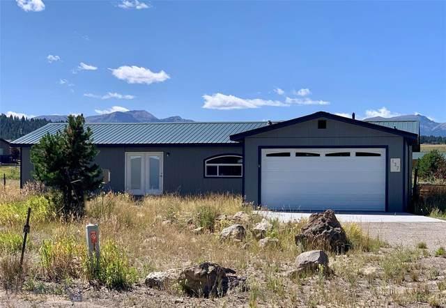 137 Moose, West Yellowstone, MT 59758 (MLS #356455) :: Coldwell Banker Distinctive Properties