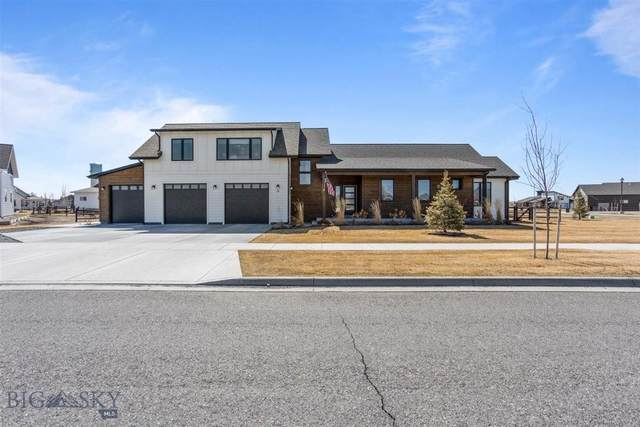 26 Nellie Court, Manhattan, MT 59741 (MLS #356463) :: L&K Real Estate