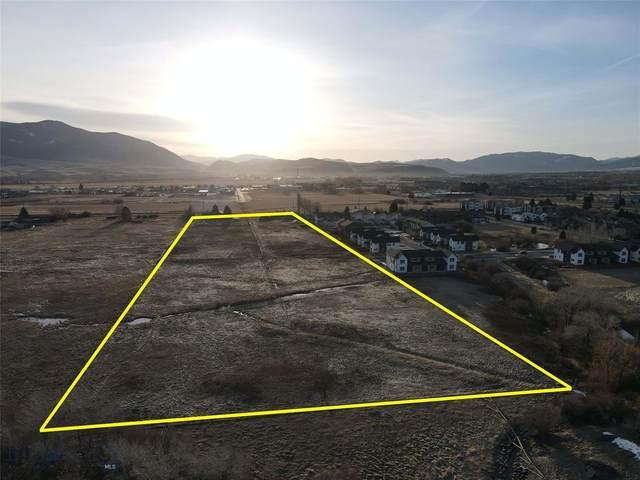 1143 & 1109 Thomas Drive Drive, Bozeman, MT 59718 (MLS #356464) :: Black Diamond Montana
