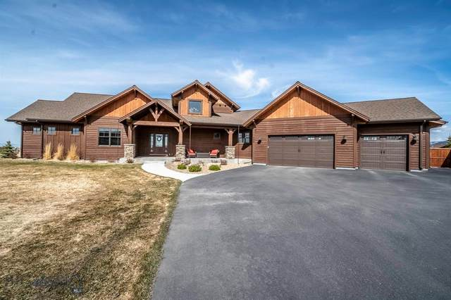 459 Balsam Drive, Bozeman, MT 59718 (MLS #356467) :: L&K Real Estate