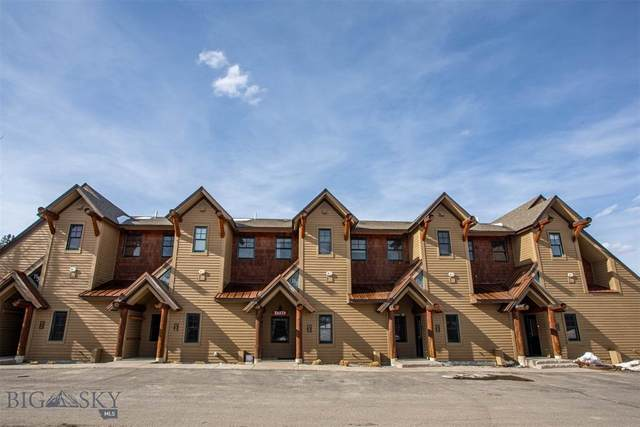 17 Saddle Ridge Road B-3, Big Sky, MT 59716 (MLS #356480) :: Coldwell Banker Distinctive Properties