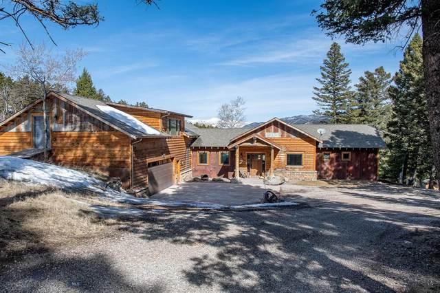 104 Mountain Brook Road, Livingston, MT 59047 (MLS #356506) :: Montana Home Team