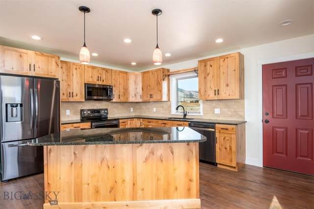 22 Grandview Loop, Townsend, MT 59644 (MLS #356511) :: Montana Home Team