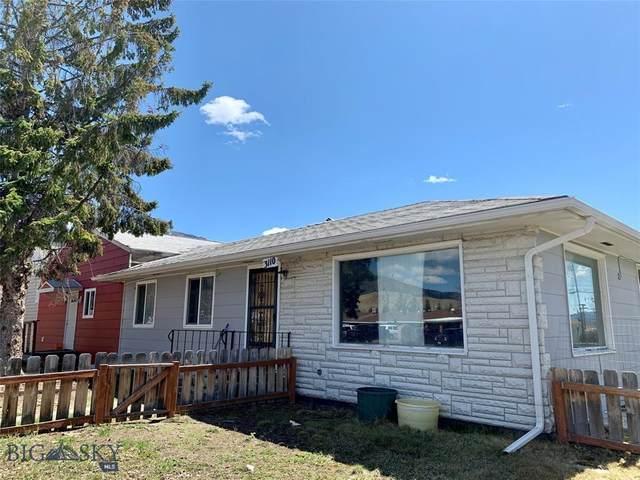 3110 Amherst, Butte, MT 59701 (MLS #356519) :: Montana Home Team