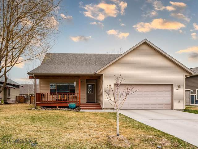 233 Dogwood Drive, Bozeman, MT 59718 (MLS #356528) :: Coldwell Banker Distinctive Properties