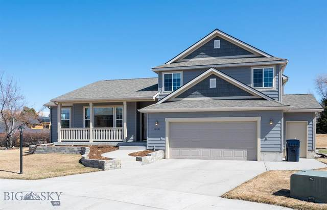 448 Oxford Drive, Bozeman, MT 59715 (MLS #356529) :: Coldwell Banker Distinctive Properties