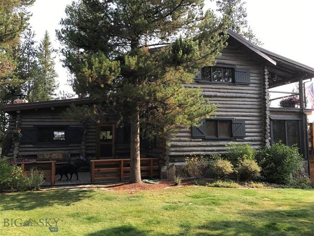 179 Lionhead Camp Road, West Yellowstone, MT 59758 (MLS #356535) :: L&K Real Estate