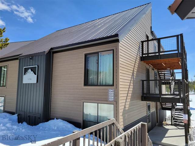 21 Sitting Bull Road #1241, Big Sky, MT 59716 (MLS #356539) :: Coldwell Banker Distinctive Properties