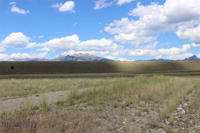 Lot 74 Sphinx Mountain Subdivision, Cameron, MT 59720 (MLS #356548) :: Montana Home Team