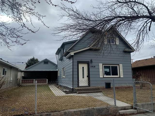 1919 S Arizona, Butte, MT 59701 (MLS #356549) :: L&K Real Estate