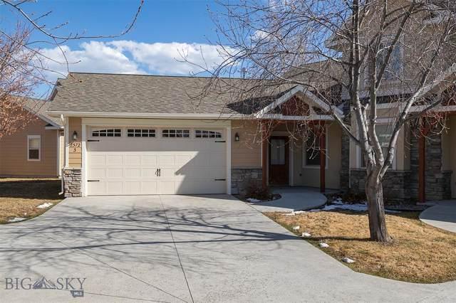 2372 W Beall #3, Bozeman, MT 59718 (MLS #356570) :: Montana Home Team