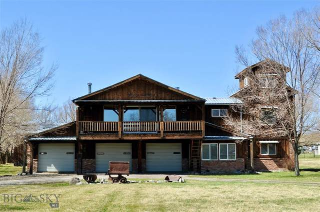 88 Canyon View Rd., Livingston, MT 59047 (MLS #356574) :: L&K Real Estate