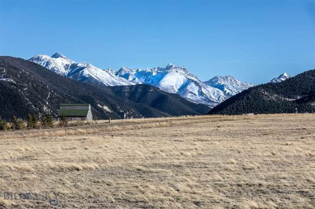 40 Buffalo Trail, Livingston, MT 59047 (MLS #356592) :: Coldwell Banker Distinctive Properties