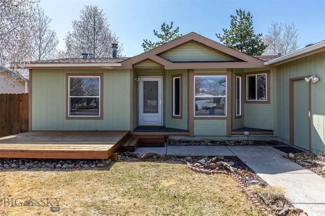 812 Oakwood Drive, Belgrade, MT 59714 (MLS #356593) :: Montana Home Team