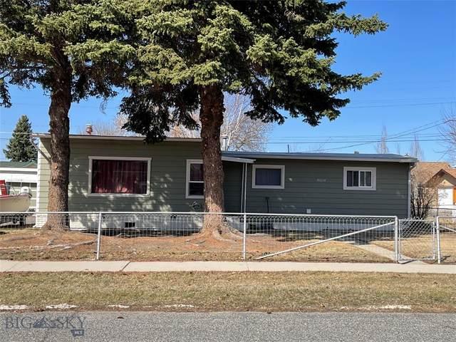 2015 Carolina Avenue, Butte, MT 59701 (MLS #356597) :: Montana Home Team