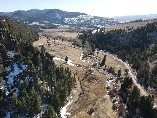 NHK Jerry Creek Road, Wise River, MT 59762 (MLS #356598) :: Carr Montana Real Estate