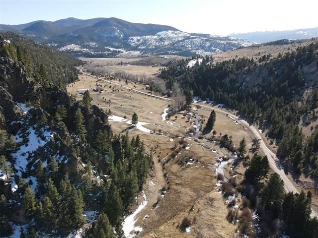 NHK Jerry Creek Road, Wise River, MT 59762 (MLS #356598) :: Coldwell Banker Distinctive Properties
